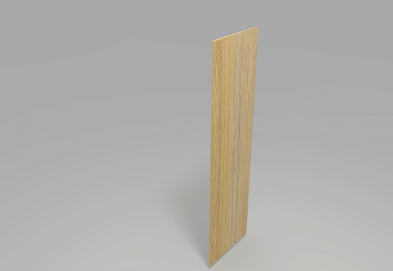 Tall End Panel