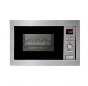 Baumatic 60cm Stainless Steel Microwave