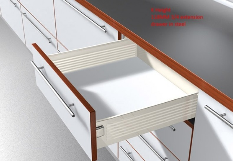 BLUMOTION for Drawers