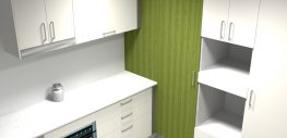 Designing with the Blind Corner Pantry