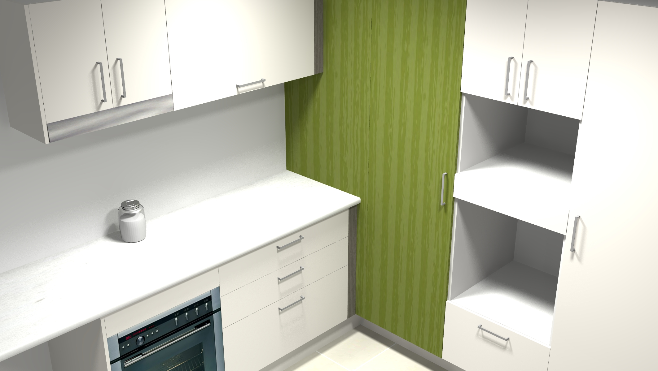 Designing With The Blind Corner Cabinet Semble