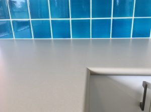 Mason Mitres and Laminate Benchtop Joins