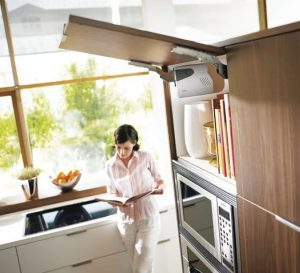Storage in your kitchen design