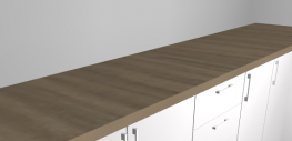 Designing with Benchtops
