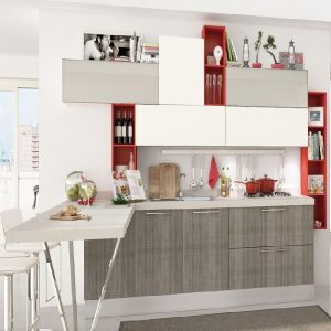 Kitchen Designs with overheads