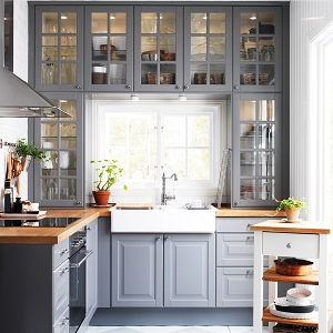 Kitchen Trends For Your Next Flat Pack Kitchen Semble - Kitchens in grey tones